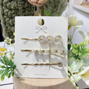 1406SE009 Cycles Hair Pin Set