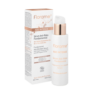 FL018 FLORAME Fundamental Anti-Wrinkle Serum 有機蘭花極致抗皺緊緻精華油 [15ml]