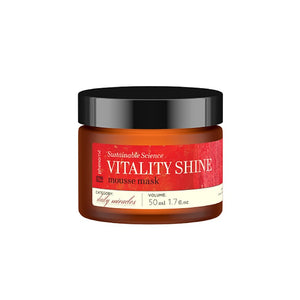 BPH002 VITALITY SHINE mousse mask (蘋果緊緻亮白面膜)