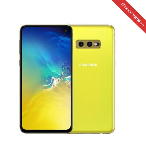 Samsung S10e 128GB Dual Sim SM-G9700 (Factory Unlocked) Global