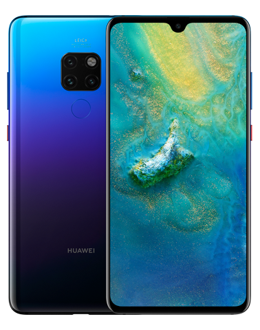 HUAWEI Mate 20 Pro 6GB/128GB (Factory Unlocked)Global