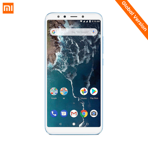 Xiaomi Mi A2 4GB/64GB Dual Sim (Factory Unlocked) Global