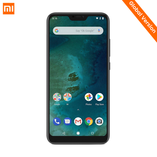 Xiaomi Mi A2 Lite 4GB/64GB Dual Sim (Factory Unlocked) Global