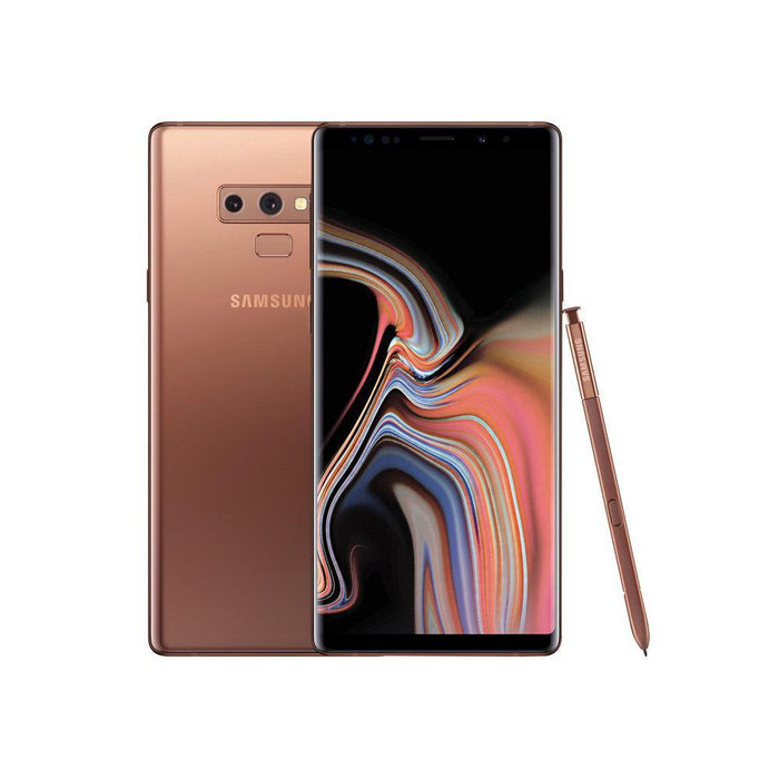 Samsung Galaxy Note 9 Dual Sim 8GB/512GB >Snapdragon< SM-N9600 (Factory Unlocked)Global