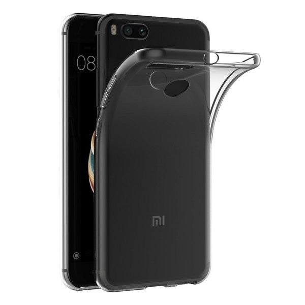 Case cover for Xiaomi Mi A1/5X Transparent Silicone