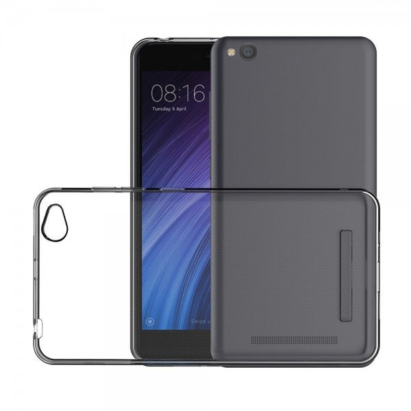 Case cover for Xiaomi Redmi 4A Transparent Silicone