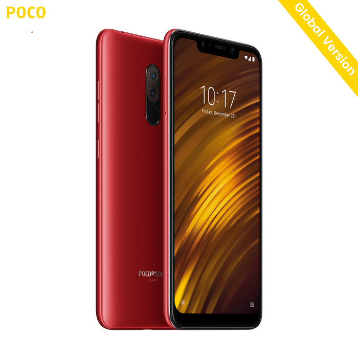 PocoPhone F1 Dual Sim 6GB/64GB(Factory Unlocked)Global