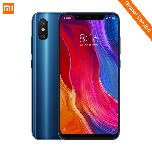 Xiaomi MI 8 6GB/128GB (Factory Unlocked) Global