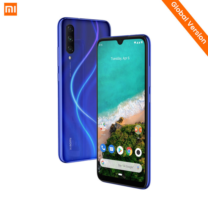 XIAOMI MI A3 Dual Sim, Global Version 4GB/64GB
