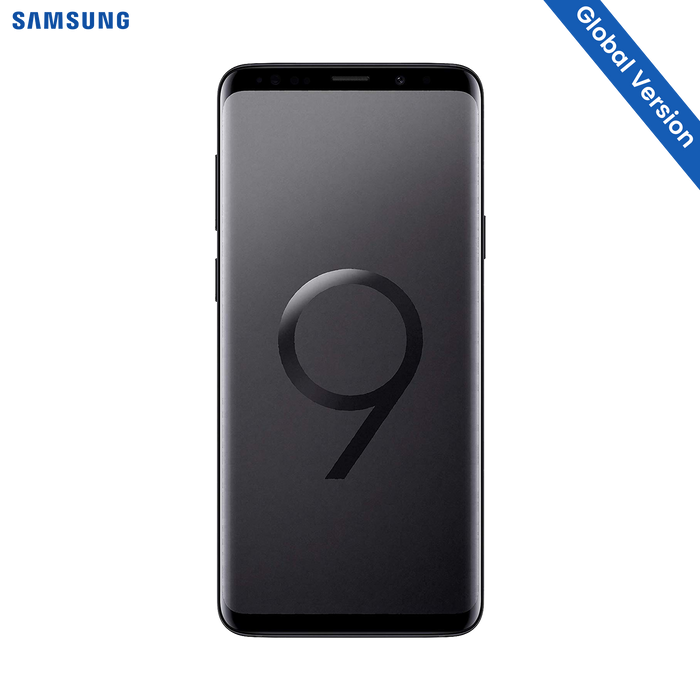 Samsung Galaxy S9 Plus Dual Sim 6GB/128GB >Snapdragon< SM-G9650 (Factory Unlocked)Global