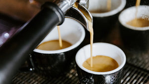 Everyone loves crema in a coffee. How does it form?
