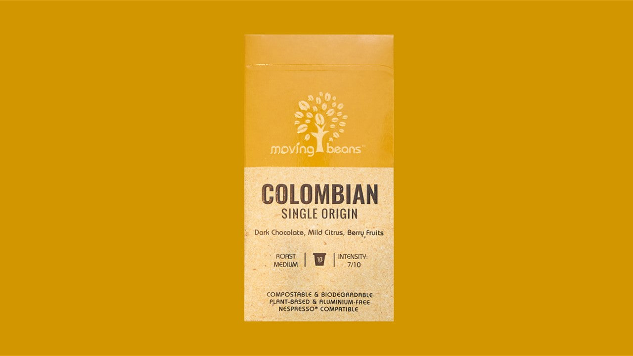 Our Colombian – Dark Chocolate, Mild Citrus & Berry Fruits