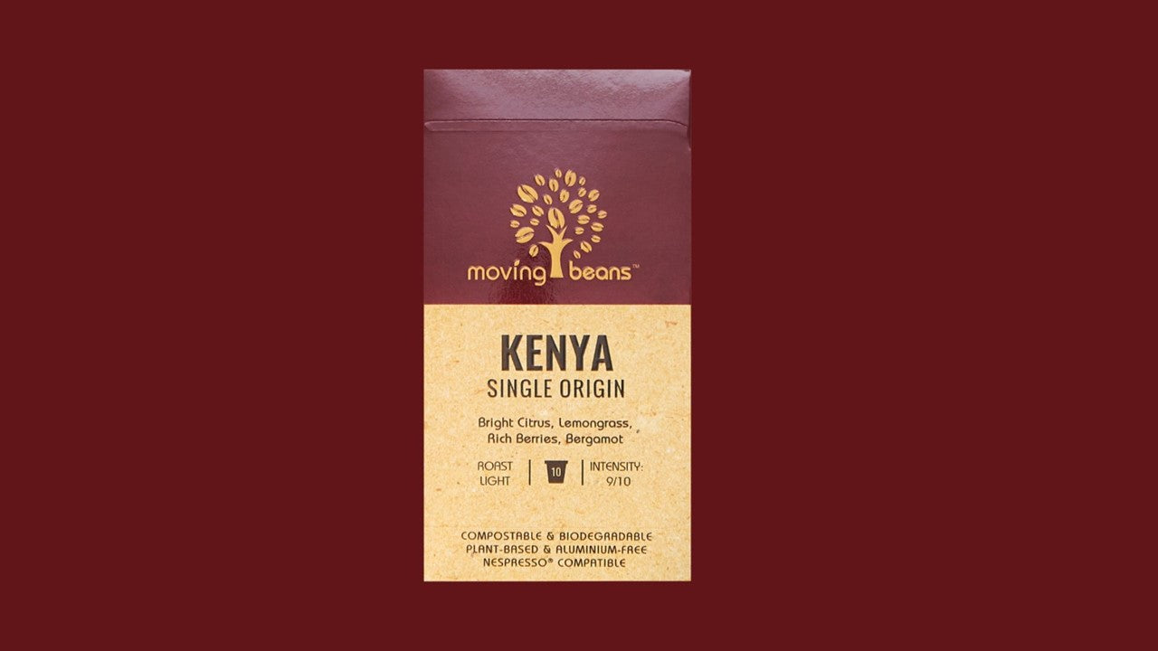 Our Kenyan – Bright Citrus, Lemongrass & Rich Berries