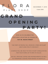 Flora Franklin Grand Opening Party