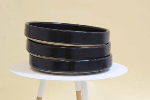 Black Stump Saucer