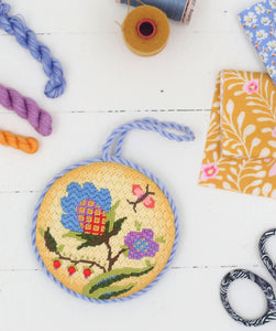 Virtual Ornament Finishing Class - March 16