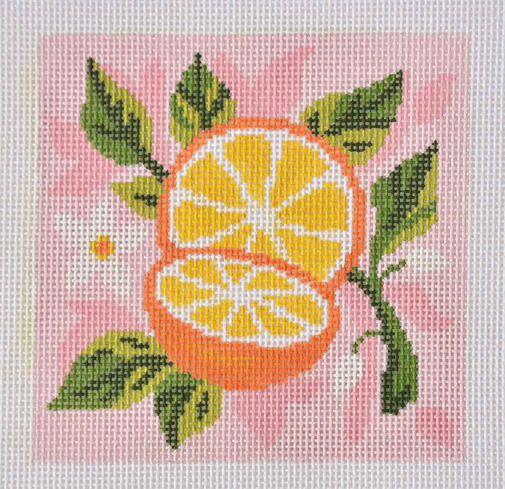 Fruit Square Orange