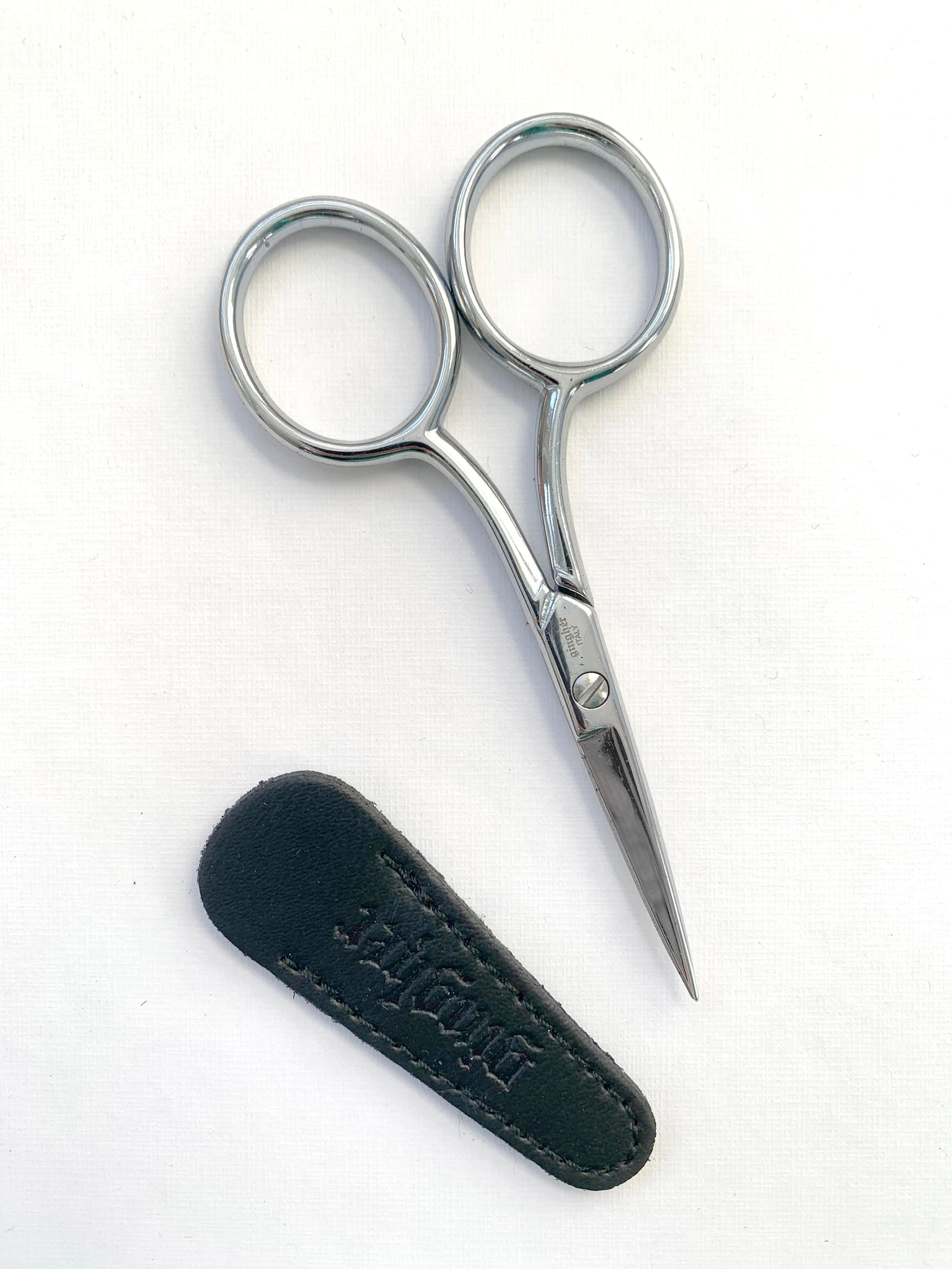 "Gingher Embroidery Scissors - 4"" Large-Handled"