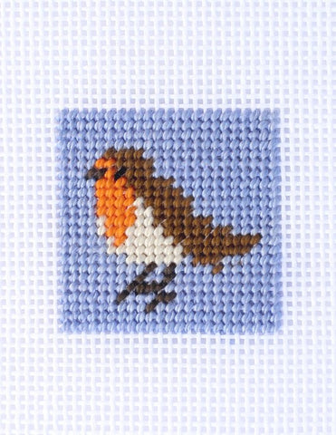 Robin - Mini Charted Tapestry Kit