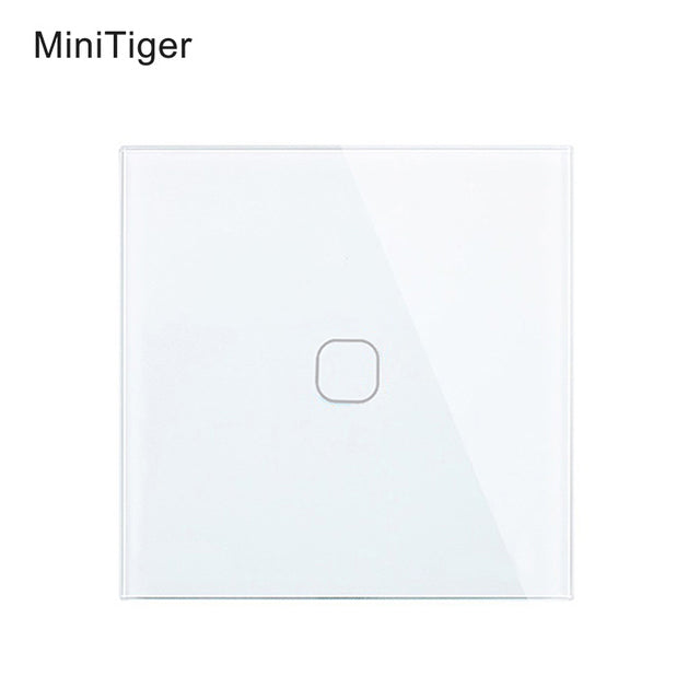 Light Wall Touch Screen Switch