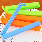 5 PCS/lot 11 x 1.5cm Large Food Snack Bag Storage Sealing Clips
