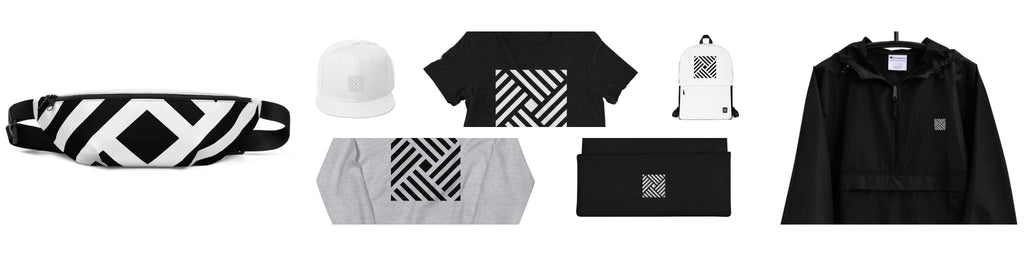 STRIPED SQURE COLLECTION