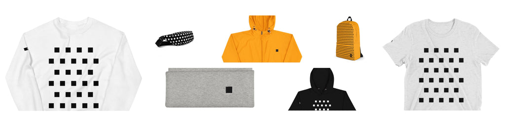 SQUARE COLLECTION | NEW STUFF
