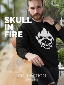 SKULL IN FIRE | APPAREL COLLECTION