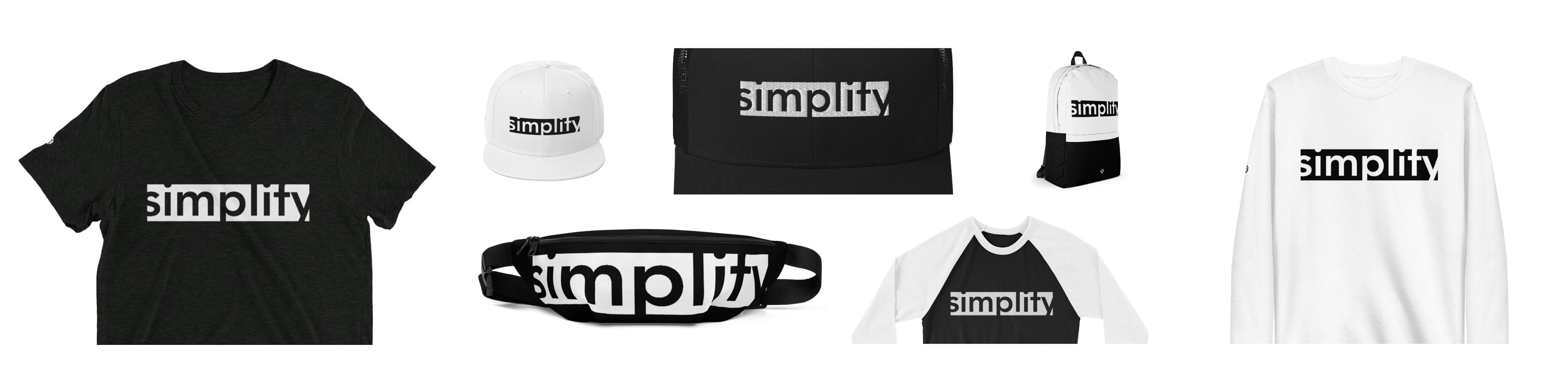 SIMPLIFY | APPAREL COLLECTION by BLTZ.US