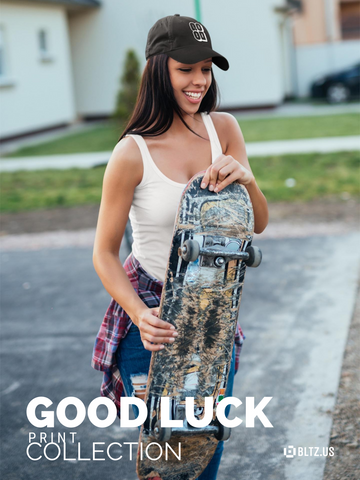 GOOD LUCK | PRINT COLLECTION by BLTZ.US