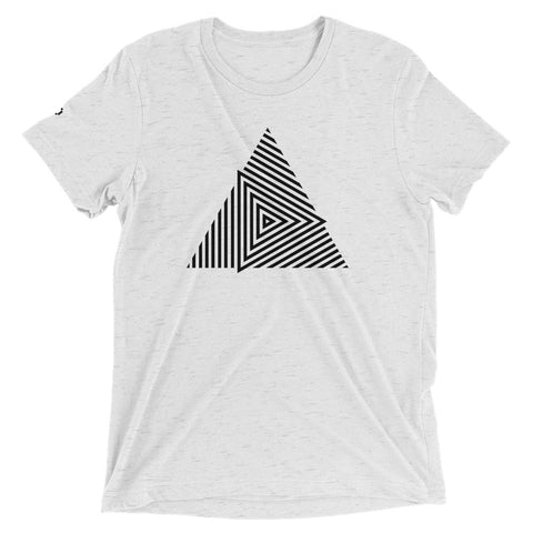 STRIPED TRIANGLE | T-Shirt