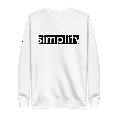 SIMPLIFY | Sweatshirt