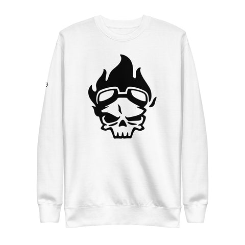 SKULL IN FIRE | Sweatshirt