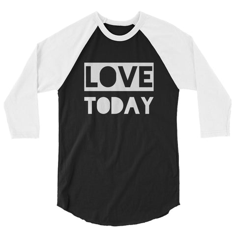 LOVE TODAY | Sleeve Shirt