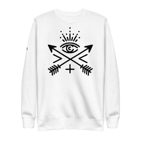 ARROWS & EYE | Sweatshirt