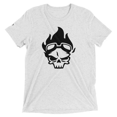 SKULL IN FIRE | T-Shirt