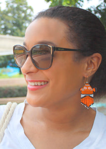 Finding Nemo Beaded Earrings