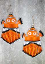 Load image into Gallery viewer, Finding Nemo Beaded Earrings