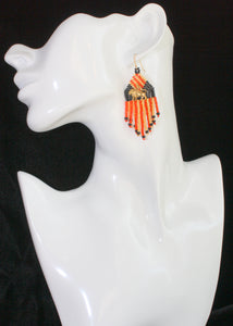 Harry Potter Gryffindor-Inspired Earrings