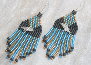 Harry Potter Ravenclaw-Inspired Earrings