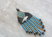 Load image into Gallery viewer, Harry Potter Ravenclaw-Inspired Earrings