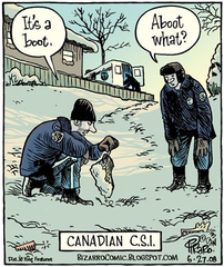 Canadian dialect aboot