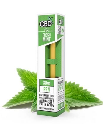 CBD Pen – Fresh Mint