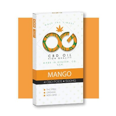 MANGO PODS (PACK OF 4)