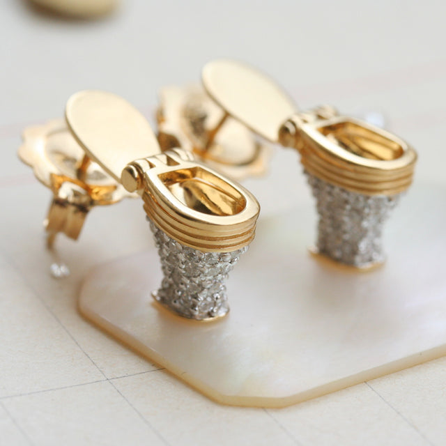 Precious WC earrings