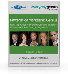 Patterns of Marketing Genius