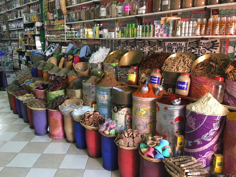 Moroccan Pharmacies and Getting Off Your Own Beaten Path