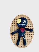 Load image into Gallery viewer, Voodoo Doll Pin