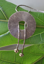 Load image into Gallery viewer, Hill Tribe Bolo Necklace, Pure Silver