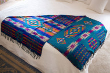 Load image into Gallery viewer, Bright Tribal Bohemian Throw /Scarf - GadaboutGoods
